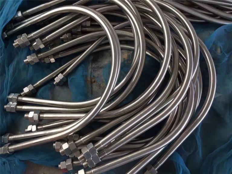 liga825 pt 2.4858 aço inoxidável u parafuso liga718 en2.4668 da china