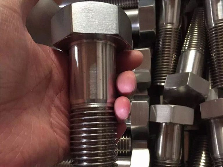 incoloy 825 pt 2.4858 fixador de parafuso de aço inoxidável inconel718 en2.4668