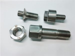 Prendedor de NO.28-Import da China Aço inoxidável SS 304 SS316 HEX BOLT