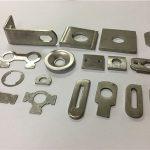peça de estampagem de metal aço inoxidável a2-70 ss304