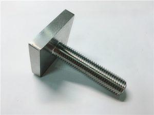 No.105-Nickel Cooper monel400 prendedor de parafuso quadrado uns n04400