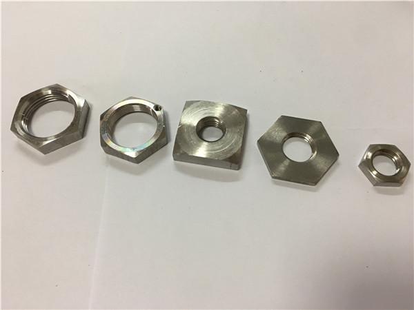 porca quadrada da roda do aço inoxidável do preço de grosso