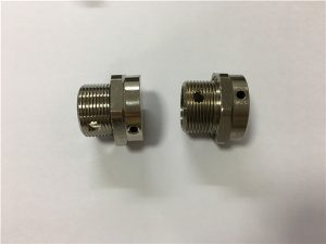 Plugue de aço inoxidável No.37 (cabeça do hexágono) 304 (304L), 316 (316L)