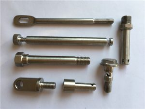 No.42-recision Stainless Fasteners CNC Torneamento de metal fixadores