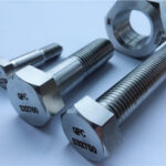 ss 316 316l stainless steel hex head bolts & nuts