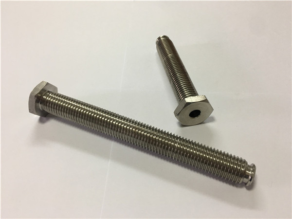 venda titanium dos fornecedores dos prendedores parafuso ti6al4v gr5 da roda do titânio ou o outro hardware