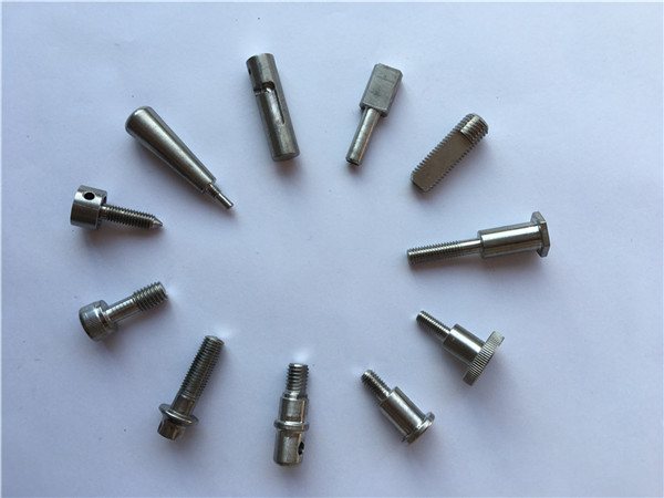 parafusos de titânio parafuso de fixação, parafusos de motocicleta de bicicleta de titânio, peças de liga de titânio