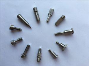 Parafuso do eixo dos prendedores No.65-Titanium, parafusos Titanium da motocicleta da bicicleta, peças Titanium da liga
