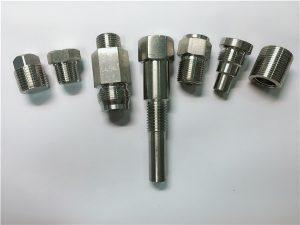 Prendedores de aço inoxidável da máquina do torno de Oem do No.67-Highquality feitos de fazer à máquina do Cnc