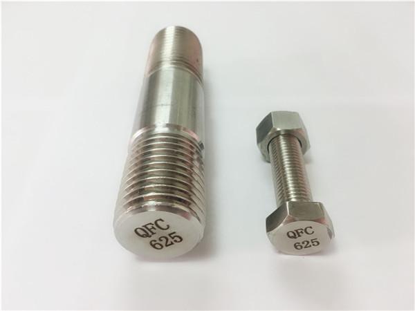 Inconel 625 fixadores em níquel
