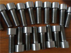 No.9-Incoloy 926 EN1.4529 Parafuso de cabeça de soquete UNS N08926