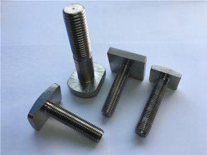 No.99-Forneça 904L parafusos de aço inoxidável para Oil & Gas
