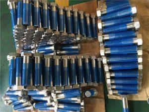 O prendedor do SUS 304L EN1.4306 SS ajusta os parafusos meio fio de ISO4014
