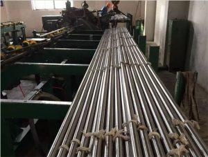 Barra redonda de aço inoxidável super duplex s32760 (A182 F55)