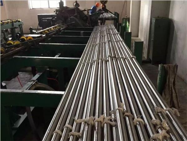 barra redonda de aço inoxidável super frente e verso s32760 (a182 f55)
