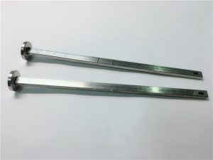fornecedor de prendedor de hardware 316 aço inoxidável cabeça chata quadrado pescoço din603 m4 parafuso de carruagem