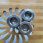 alta qualidade ASEM hex socket titanium gr2 parafuso / parafuso / porca / máquina de lavar /